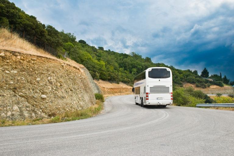 אוטובוסים מפוארים