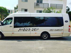 מיניבוס 10 מקומות