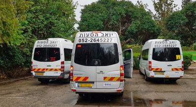מיניבוסים 16 מקומות